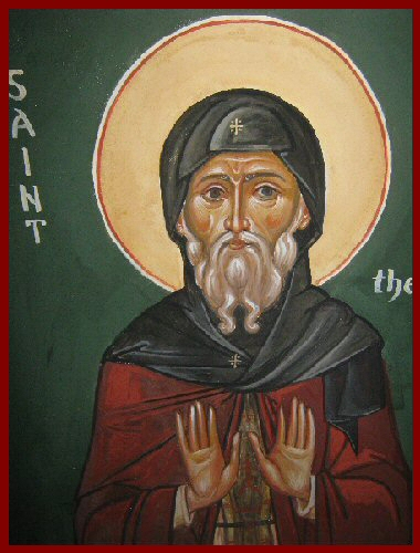 Icon St Anthony