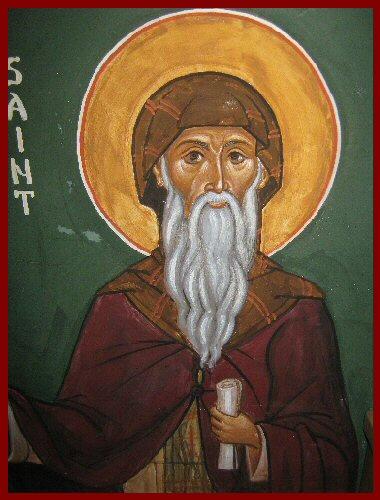 Icon St Barsanuphius