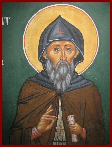Icon St John Climacus